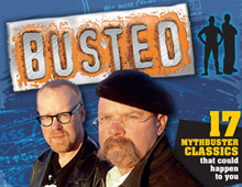 Busted – Mythbuster Classics